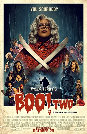 Tyler Perry's new Halloween Thriller plays Boston