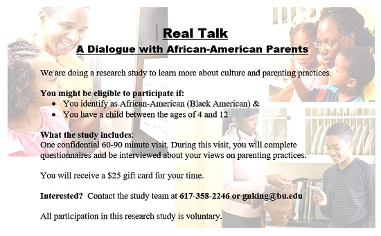 African American Parents Study