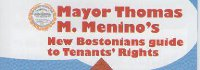 New Bostonians Guide to Tenant Rights