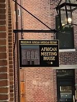African American History Museum in Boston