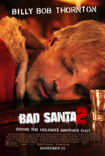 AboutBlackBoston Online sponsors BAD SANTA advance movie screening in Boston NOV 21