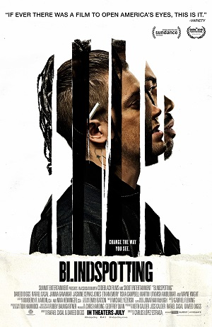 BlindSpotting movie shows in Boston