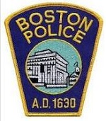 Boston Police Dept logo