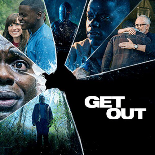 GET OUT suspense thriller