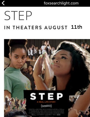 STEP movie Boston screening